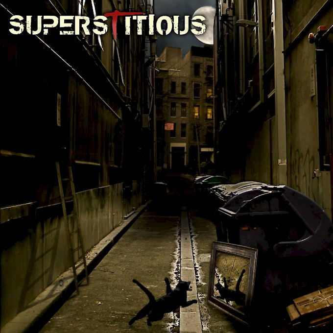 SUPERSTITIOUS / Self-Titled [Mega-Rarity!]