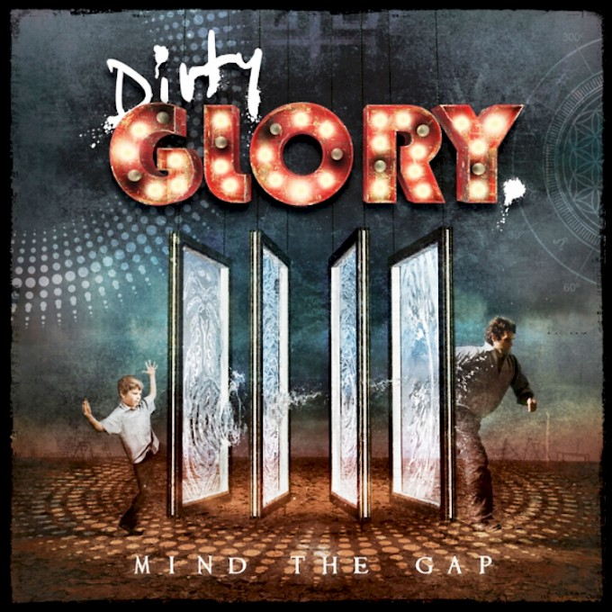 DIRTY GLORY / Mind The Gap [HTF OOP]