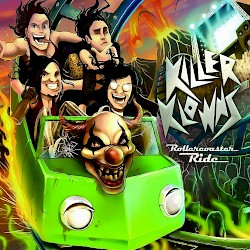 KILLER KLOWNS / Rollercoaster Ride [Rarity!]