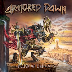 ARMORED DAWN / Power Of Warrior [Out NOW!!!]