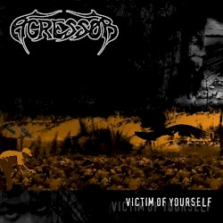 AGRESSOR / Victim Of Yourself [RARITY!]