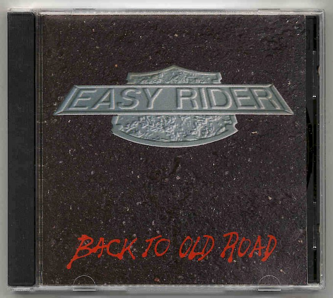 EASY RIDER / Back To Old Road [MEGA-RARE!]