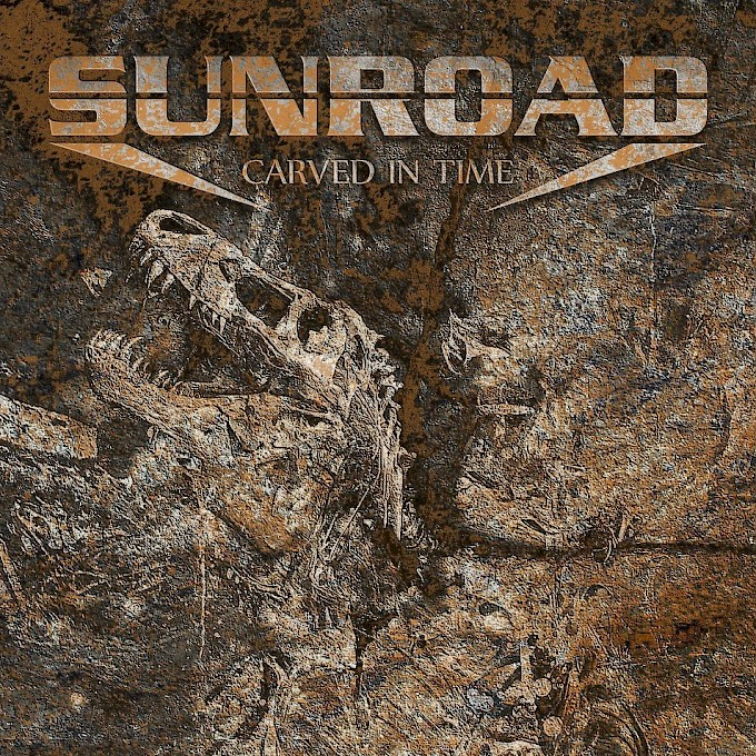 SUNROAD / Carved In Time [Mega-Rarity!]