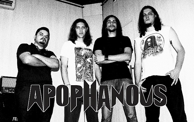 APOPHANOUS - Metal Progression!