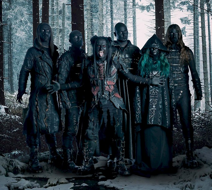 CRADLE OF FILTH The Underground Rules!