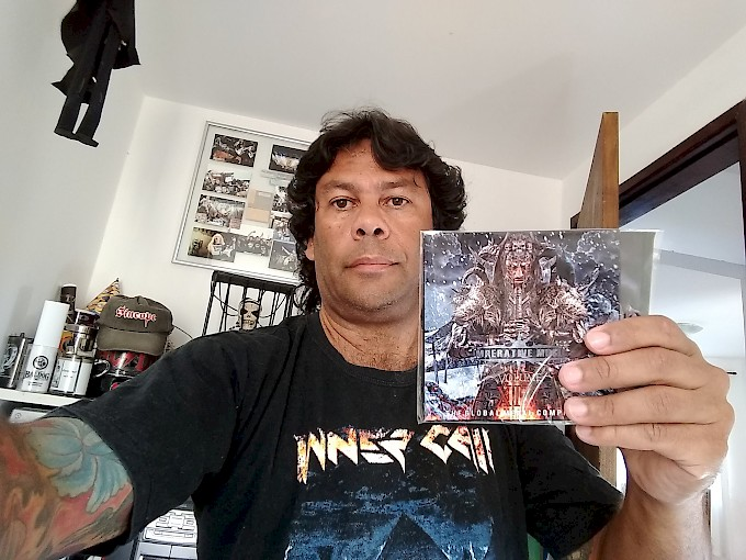 INNER CALL Brazilian Heavy Metal to the world