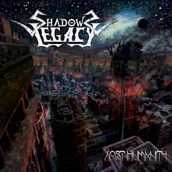 SHADOWS LEGACY / Lost Humanity [Out NOW!!!]