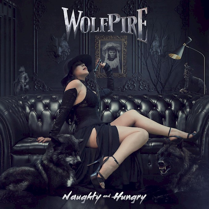 WOLFPIRE / Naughty And Hungry [HTF OOP]