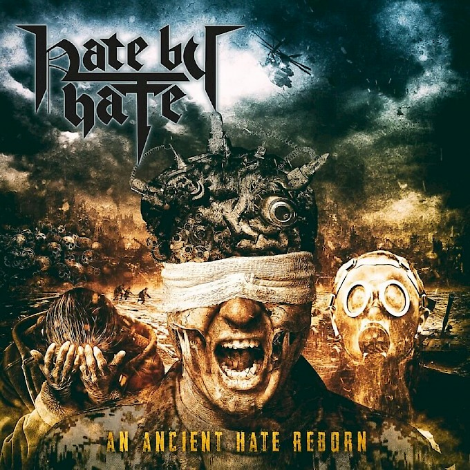 HATE BY HATE/ AAHR [Out NOW!!!]