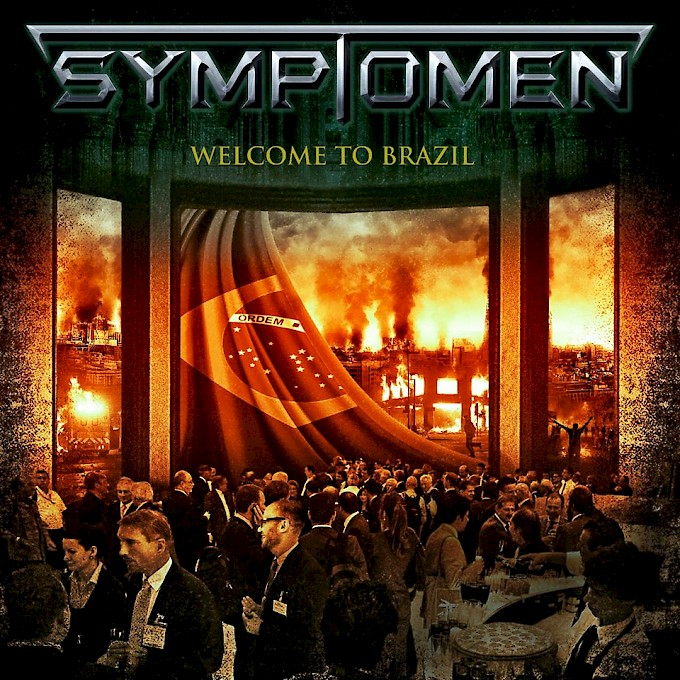 SYMPTOMEN / Welcome To Brazil [Out NOW!!!]