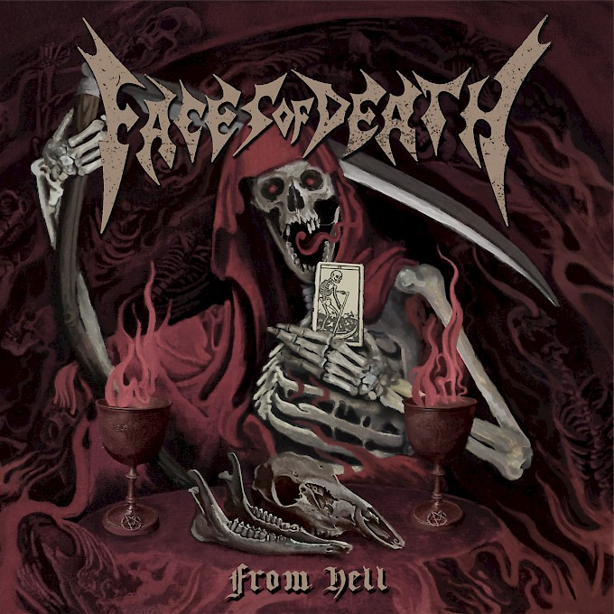 FACES OF DEATH / From Hell [Out NOW!!!]