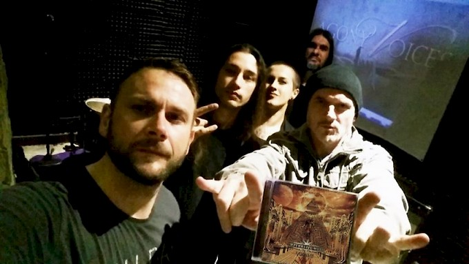 AGONY VOICES Darkness from Brazil