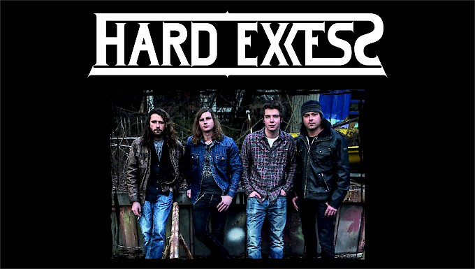 Hot News, HARD EXCESS from Austria !