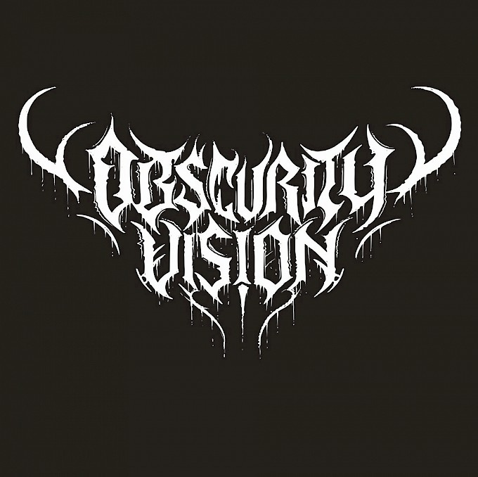 OBSCURITY VISION, Black Death from Brazil