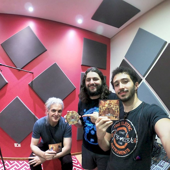 SHATTERED GLASS, Brazilian Progressive Metal