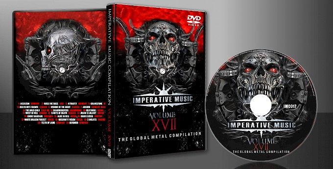 MEGA METAL COMPILATION DVD The Best of